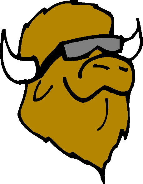 Buffaloes animated images gifs pictures animations for Free clipart animations
