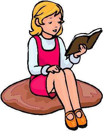 Image result for animated reading picture