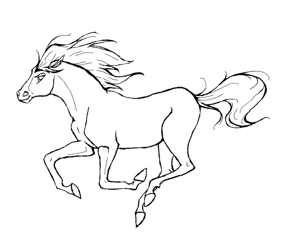Ohnezahn Hicks Ausmalbilder :  Coloring Pages Horses Animated Images Gifs Pictures