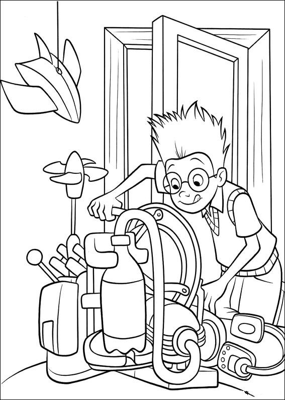 animated-coloring-pages-meet-the-robinsons-image-0005