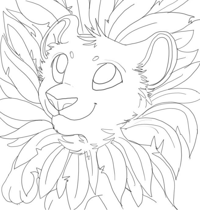 Coloring Pages The Lion King Animated Images Gifs