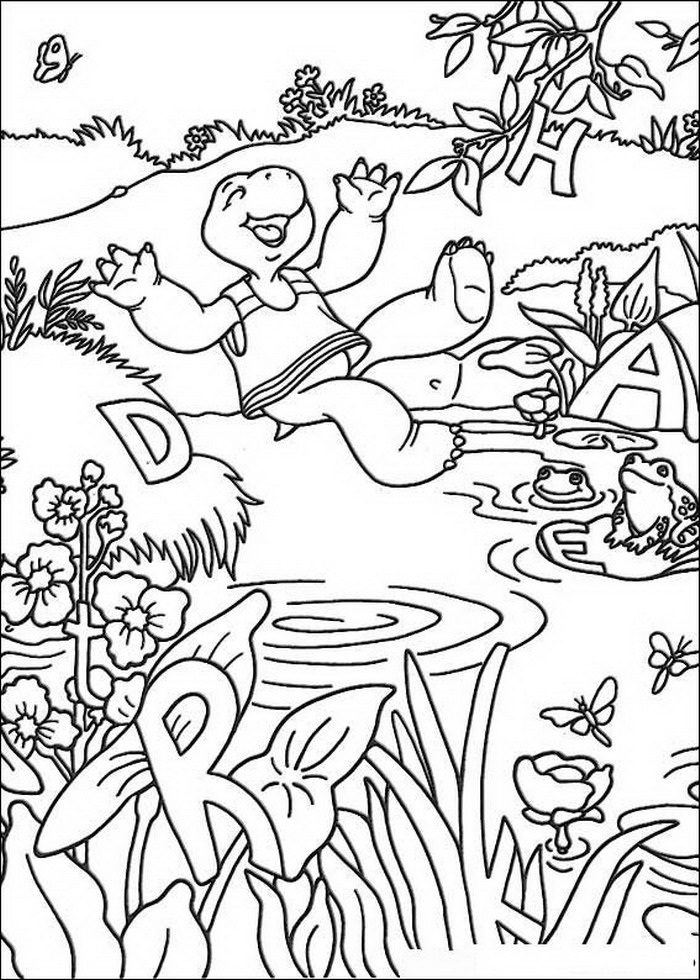 animated-coloring-pages-franklin-image-0008