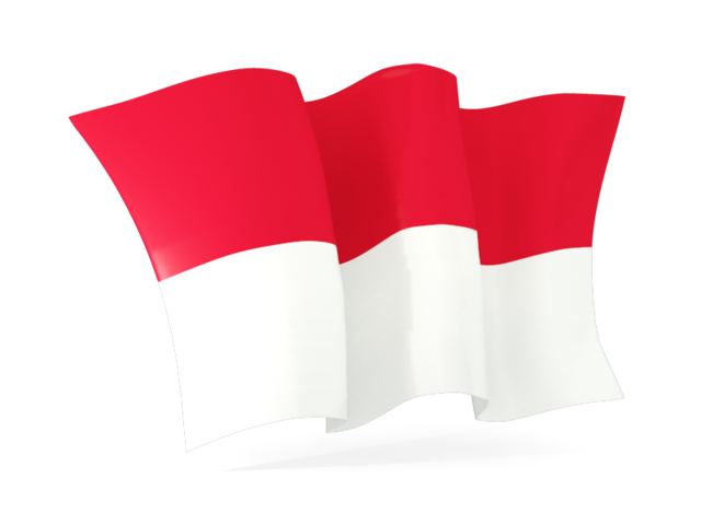 Indonesia Flag: Animated Images, Gifs, Pictures