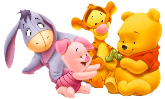 Baby Pooh: Animated Images, Gifs, Pictures & Animations ...