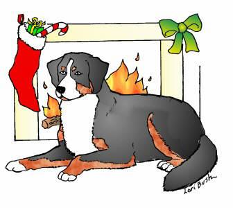 animated-bernese-mountain-dog-image-0262